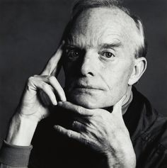 "kvetchlandia:  Irving Penn      Truman Capote      1979   ""Life is a moderately good play with a badly written third act."" Truman Capote"
