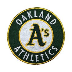 Oakland Athletics Patch