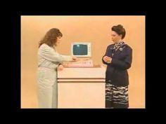 ▶ Petticoat 5 computer for women 80's - YouTube