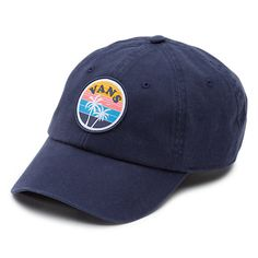 Court Side Baseball Cap