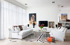 Arkitektritad nyfunkis – stramt och mjukt på samma gång - Sköna hem