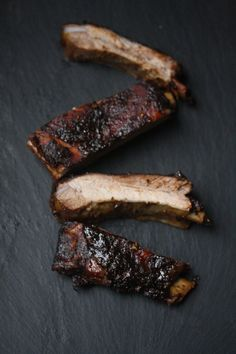 Oven Baked Ribs with