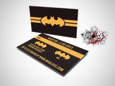 Items similar to Batman Inspired Invitations on Etsy Batman Invitations, Rsvp, Personalized Items, Unique Jewelry, Handmade Gifts, Etsy, Wedding Invitations, Kid Craft Gifts, Craft Gifts