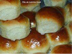 Pão de bolinha Sosô