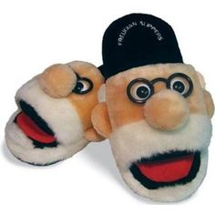 """""""Freudian Slippers.""""    Know a psychologist?  How about a dimestore psychologist?  The perfect gift!"""