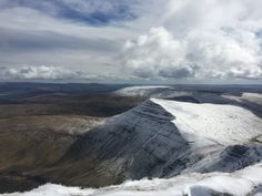 View from Pen-y-fan Around The Worlds, Fan, Mountains, Nature, Travel, Outdoor, Voyage, Trips, Viajes