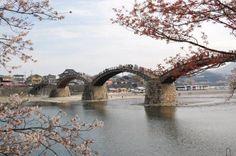 Kintaikyo Bridge, Japan