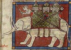 Image result for curious mediaeval creatures