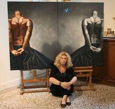 31 Hyper Realistic Oil Paintings by Christiane Vleugels (Raipun)
