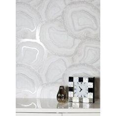 "Orren Ellis Wiegers 19.7"" x 19.7"" Vinyl Wall Paneling | Wayfair Brick Wallpaper Roll, Bold Wallpaper, Metallic Wallpaper, Embossed Wallpaper, Wallpaper Paste, Wallpaper Panels, Geometric Wallpaper, Textured Wallpaper, Peel And Stick Wallpaper"