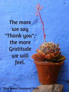 saying thank you Attitude Of Gratitude, Food For Thought, Law Of Attraction, Reiki, Affirmations, Inspirational Quotes, Positivity, Peace, Thoughts
