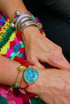 Caterina Anesti Bangles, Bracelets, Greek, Jewelry, Products, Bijoux, Jewlery, Greek Language, Schmuck