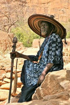 Village Chief - Dogon Country
