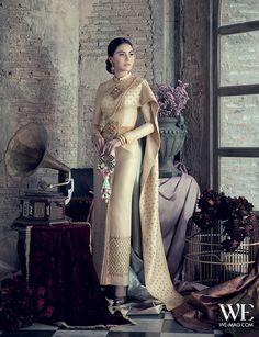 Thai Wedding Dress by JARUVAT WEDDING