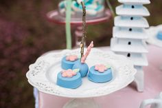 Bridal Shower Garden