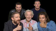 The Hobbit: The Battle of the Five Armies - World Premiere Announcement ...