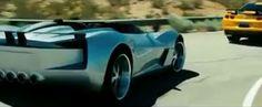 Sideswipe en la carretera. #Transformers #2