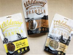 Wildway grain-free/paleo/vegan granola review on Crunchy Kat