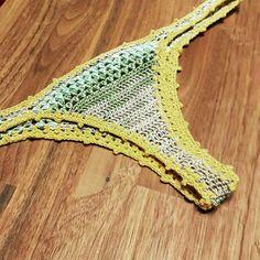 Crochet Bikini by AmDBeachwear on Etsy