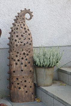 Zahradní keramika | KERAMICKÝ ATELIÉR, Marie Sokolová