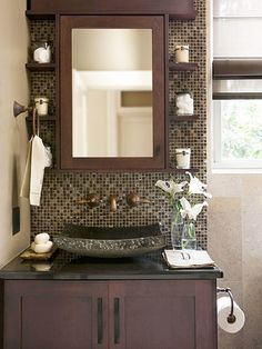 Small Vanities with Big Style