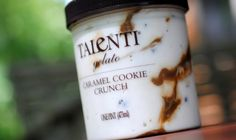 Best Ice Cream E-V-E-R! Talenti Gelato Caramel Cookie Crunch