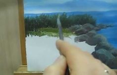 How To Paint Grass - with Acrylic