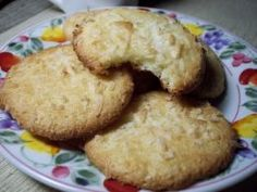 Almond Macaroon 30 cal/cookie Low Calorie Cookie Recipes