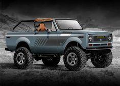 International Pickup Truck, International Scout, Great Britain, Monster Trucks, Restoration, Bmw, Scouts, Cars, Boy Scouts