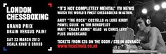 23 March 2013 - London Chessboxing, Scala £20