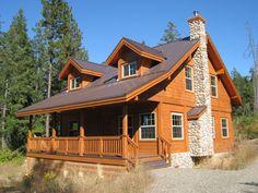 Raven Creek Cedar Homes