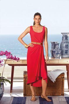 Photo feat. Chiara Baschetti - Lauren by Ralph Lauren - Spring 2012 Ready-to-Wear - Catalogue   Brands   The FMD #lovefmd