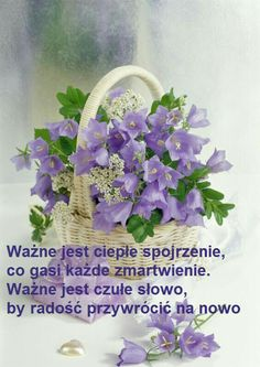 Good To Know, Herbs, Happy, Happiness, Messages, Life, Texts, Polish, Good Morning Funny