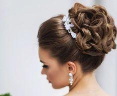 6 opciones de peinados recogidos de novia ¡Deslúmbralos a todos!