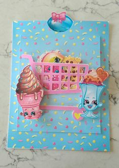 He encontrado este interesante anuncio de Etsy en https://www.etsy.com/es/listing/263895907/shopkins-invitations-shopkins-party