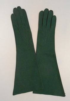 Oh Look at Me Now  WW2 1940s Hunter Green by RoadsLessTravelled2, $70.00