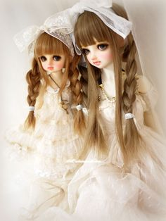 Unoa / BJD Dolls from Diary AUC akiunoacollection #doll #bjd