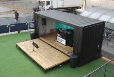 BOXPARK ACOUSTIC STAGE