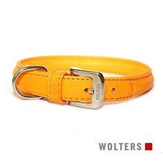 Aus der Kategorie Klassische Halsbänder  gibt es, zum Preis von EUR 25,45  Terravita Lederserie rund genäht<br>Die Wolters rundgenähten Halsbänder aus der Terravita Serie sind unglaublich weich und griffig.<br>Sie bieten dem Hund einen außerordentlichen Tragekomfort<br>und Ihnen ein angenehmes Handling.Größen:35 cm x 10 mm: passend für Halsumfang 28-31 cm40 cm x 10 mm: passend für Halsumfang 33-36 cm45 cm x 10 mm: passend für Halsumfang 37-41 cm50 cm x 12 mm: passend für Halsumfang 42-46…