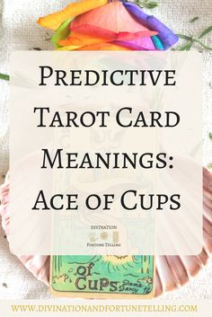 In a Tarot card reading, The Ace of Cups in a spread can be a symbol of love. This post includes vintage and modern fortune telling meanings of the 1 of Cups, ideal for the advanced reader or those just learning the cards. These interpretations can be used with any of the decks (Rider Waite, Marseilles etc.) Cards used in this post are from Dame Darcy's Mermaid Tarot deck.