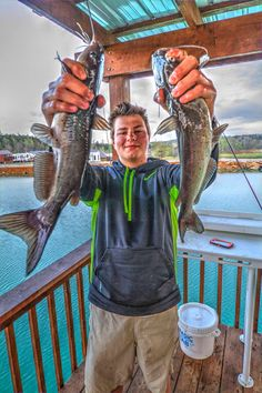 Smith Lake RV & Cabin Resort has private stocked ponds full of fish