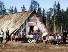 Incredible colour pictures of pre-Revolution Russia - Fine Art Images/Heritage Images/Getty Images