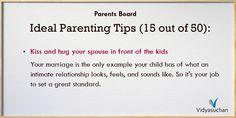 Ideal Parenting Tips (Tip 15)