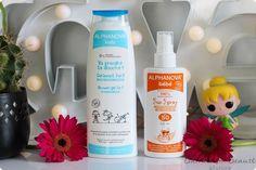 Alphanova Sun - Une protection naturelle pour mon petit lion ! Sun Spray 50+ / Va Prendre ta douche Gel Lavant 3 en 1 / Alphanova / Bio