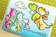 Ella's Cards: You Make My Life Magical (Video)