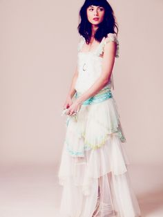 Free People Merries Limited Edition Flapper Dress, $700.00
