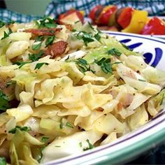 Fried Cabbage with Bacon, Onion, and Garlic - Allrecipes.com