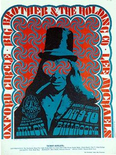 Psychedelic Posters   Psychedelic Poster Art Masters   Art & Design   Lifelounge