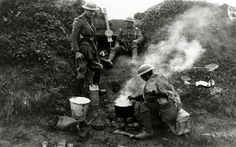 Beef tea, potato pie and duff pudding: How to eat like a WW1 Tommy - Telegraph