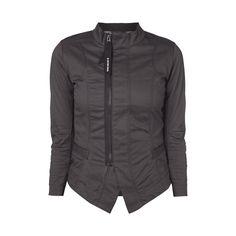 #G-Star #Raw #Damen #Jacke in #asymmetrischem #Schnitt - Damen Jacke von G-Star…